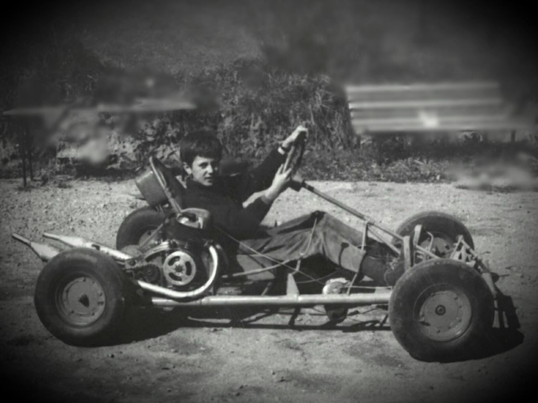 1969 První motokára vlastní výroby s motorem ČZ150ccm_2