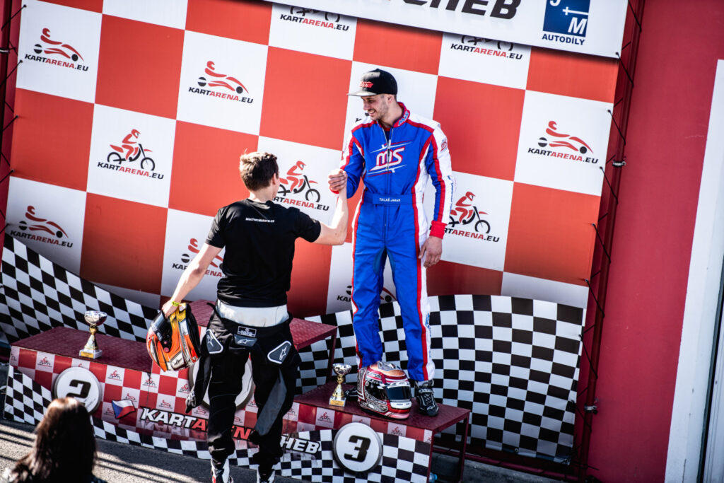 Czech Kart Open Round 2 in Cheb