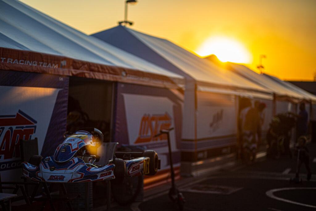 MS KART drivers reap success at Steel Ring