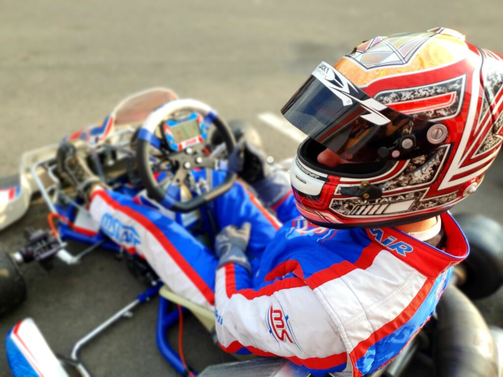 Final round of Czech Kart Open in Cheb