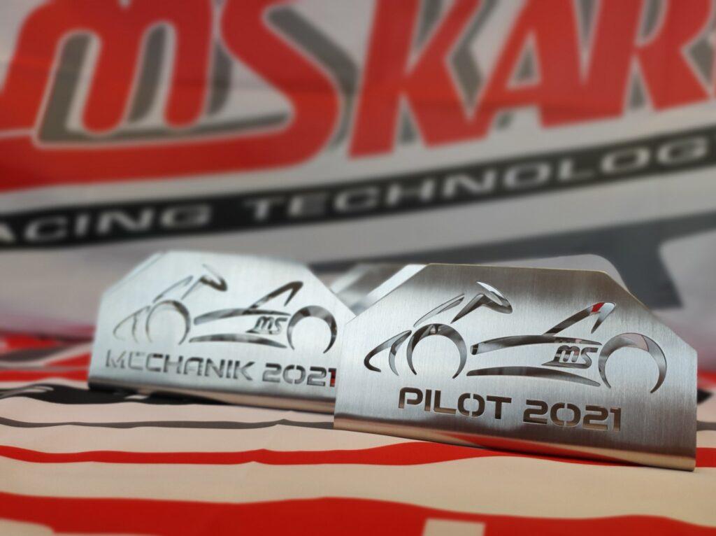 MS KART Racing Team said goodbye at the home track in Písek